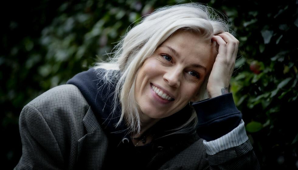 Tankekjør: - Jeg tror aldri at jeg kunne vært den tekstforfatteren jeg er uten at jeg hadde et sånt ekstremt livlig følelsesliv, sier Gabrielle Leithaug. Foto: Bjørn Langsem / Dagbladet