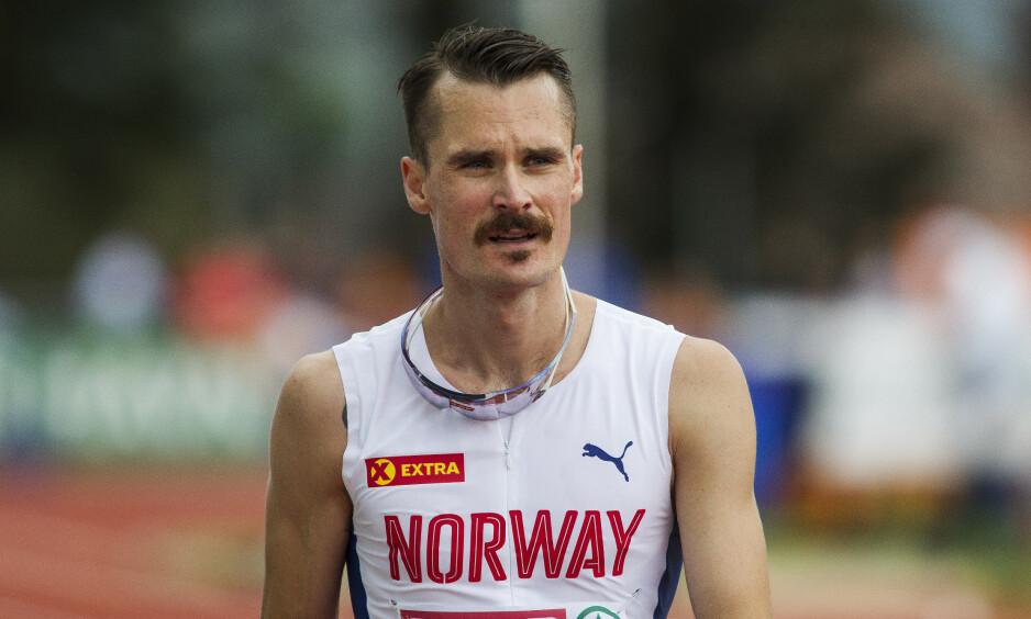 NORSK HÅP: Henrik Ingebrigtsen håper på en bedring i Kenya etter dopingavsløringen. Foto: Carina Johansen / NTB Scanpix
