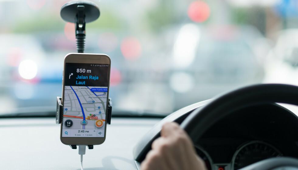 <strong>COMEBACK-MULIGHET:</strong> Uber kan være på vei tilbake til Norge. Foto: Shutterstock / NTB scanpix