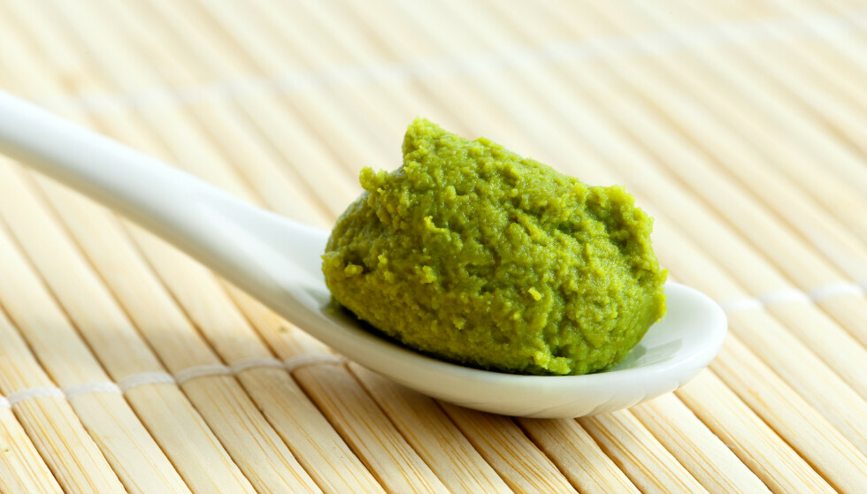 HVASADU?: Wasabi eller avokado? En uheldig kvinne tok feil av kruttsterk wasabi og avokoado. Det endte på sykehus. Foto: Scanpix