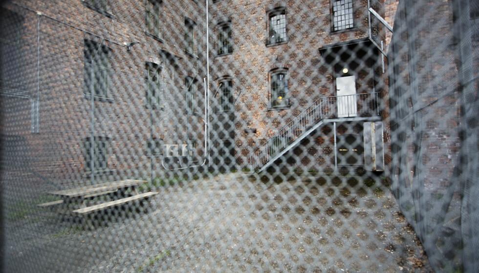 FENGSLET: Den norske realitykjendisen ble pågrepet på tirsdag denne uka, og varetektsfengslet for fire uker i dag. Han sitter nå i Oslo fengsel. Foto: Lise Åserud / NTB scanpix