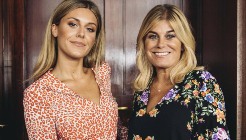 REALITYPROFILER: Bianca Ingrosso (24) og moren Pernilla Wahlgren (51) er på alles lepper om dagen. Nå kommer førstnevnte med en rekke avsløringer om sitt eget sexliv. Foto: NTB Scanpix