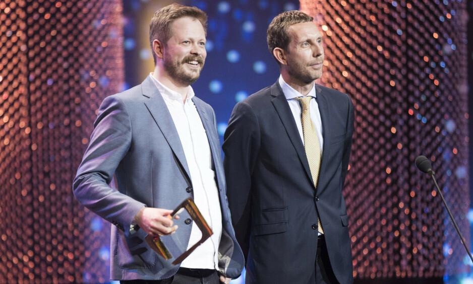 GJESTET PODCAST: Einar Tørnquist gjestet nylig podcasten til Morten Ramm, hvor han åpnet seg om angst. Foto: Berit Roald / NTB scanpix
