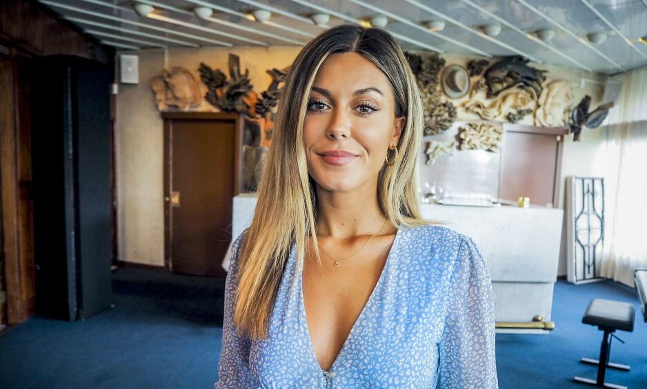 ÅPEN: Den 24 år gamle realitystjerna Bianca Ingrosso snakker svært åpent om sitt seksualliv - og nå kommer hun med en rekke personlige avsløringer i en ny video på Youtube. Foto: Henriette Eilertsen / Dagbladet
