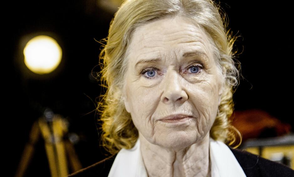 PRESIDENTENES KVINNE: Liv Ullmann kjenner Jimmy Carter og holdt tale da Bill Clinton ble innsatt som president. Men Donald Trump har hun ingen intensjoner om å møte. Foto: Lars Eivind Bones