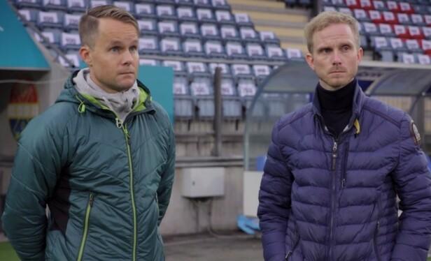 GOD STØTTE: Ole-Alexanders kamerat var blant de første som fikk vite om spilleproblemene hans. Foto: TV3
