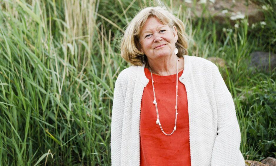 NYTT LIV: Mange blir begrenset av tinnitus. Eva Kagrell (64) lever nå som normalt. Foto: Lars Jansson, privat