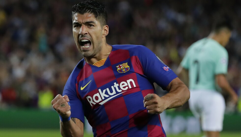 SNUDDE KAMPEN: Luis Suarez og Barcelona. Foto: NTB/Scanpix