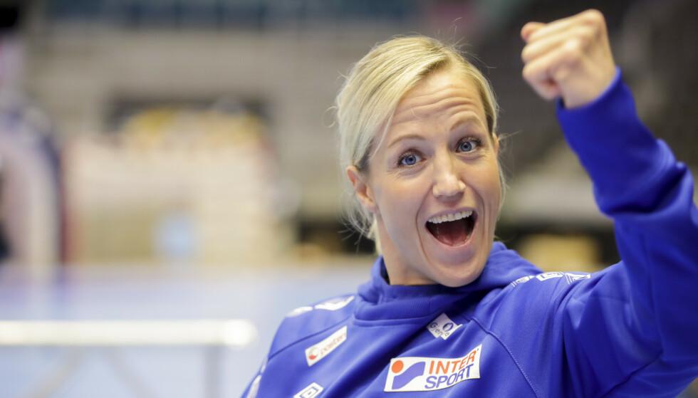 TILBAKE: Heidi Løke ble rapportert å ha en alvorlig kneskade, men er tilbake i trening etter bare en uke. Foto: Vidar Ruud / NTB scanpix