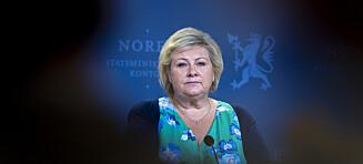 Høyre risikerer hard straff for Nav-skandalen