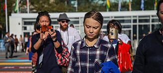 Greta Thunberg: - Haterne går etter min søster