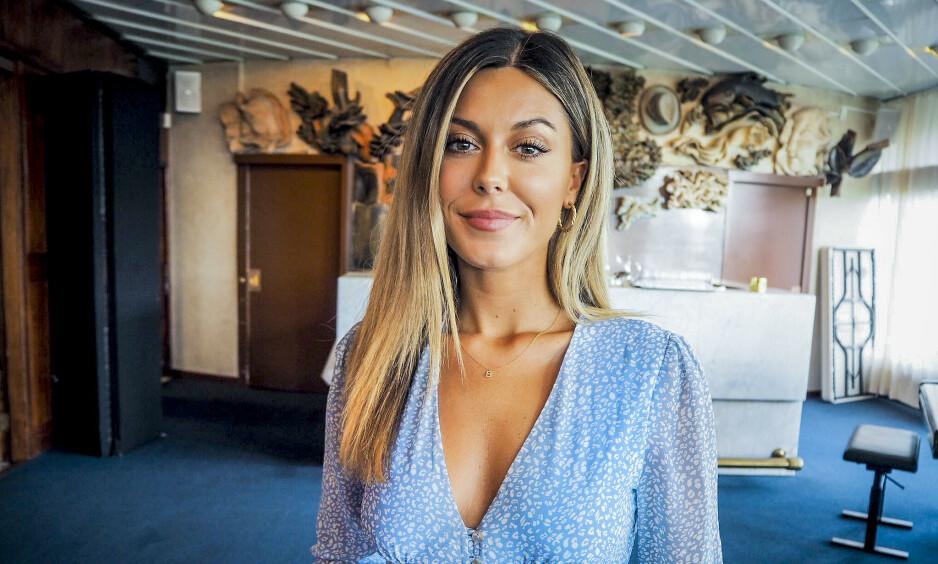 HJEMMEFESTER: Bianca Ingrosso inviterte så å si «alle» da hun hadde fest hjemme. Det gikk ikke alltid like bra. Foto: Henriette Eilertsen / Dagbladet.