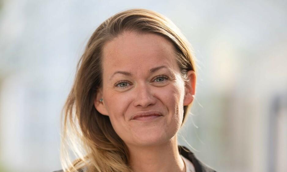 «ERNA SERVERER USANNHETER»: Det mener kommunelege i Berlevåg, Hanne Heszlein-Lossius. Foto: Privat