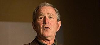 Bushs nye karriere. Se bildene