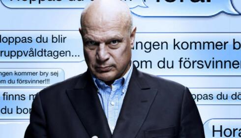 HUSKER DU.... ? Robert Aschberg er en gammel kjenning fra TV-ruta, her fra programmet #Trolljegerne fem år tilbake. Foto: TV3