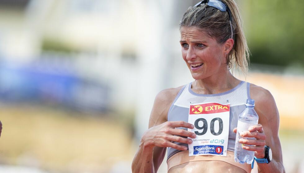 STJERNE: Therese Johaug er klar for NM. Foto: NTB scanpix
