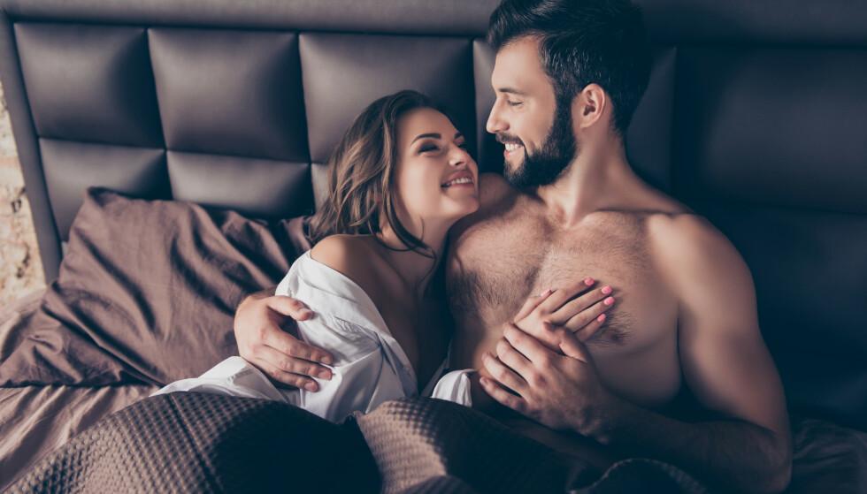 SEKSUALVANER: Det er ingen tvil om at sexvanene våre endrer seg i løpet av livet, ifølge sexologene. Foto: NTB Scanpix