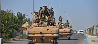 Blåkopi av Israels invasjon i Libanon