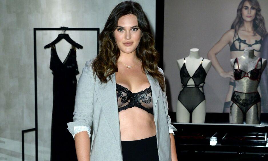 SNUR: Victoria's Secret snur i spørsmålet om plus size-modeller, etter å ha fått kritikk for manglende mangfold i en årrekke. Foto: NTB Scanpix