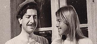 - Marianne aborterte Leonard Cohens barn