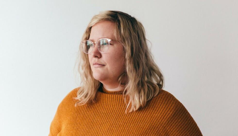 SØKTE OPPMERKSOMHET: Marit Røste begynte å trøste seg med mat da hun ble storesøster, for å søke oppmerksomheten hun ikke fikk lenger.