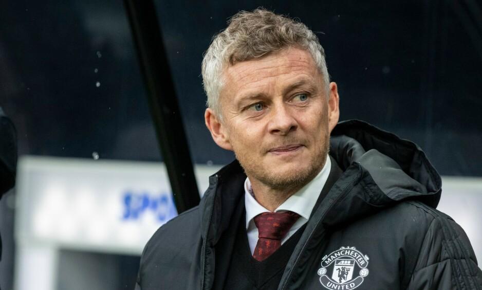 UNDER PRESS: Ole Gunnar Solskjær, her fra kampen mot Newcastle, som endte med 0-1-tap. Foto: Shutterstock Editorial.