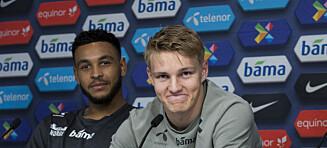Avslørte Ødegaard-SMS: «Er du sikker?»