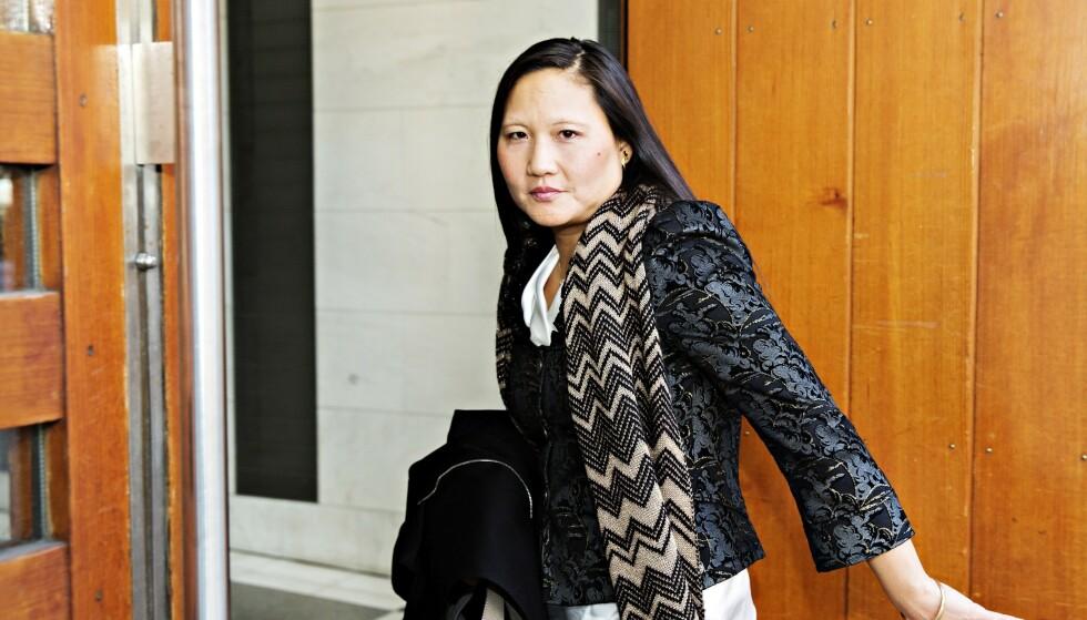 KLAR FOR NY RUNDE: Trine Rjukan er bistandsadvokat for den 44-årige fornærmede kvinnen. Foto: Nina Hansen / Dagbladet