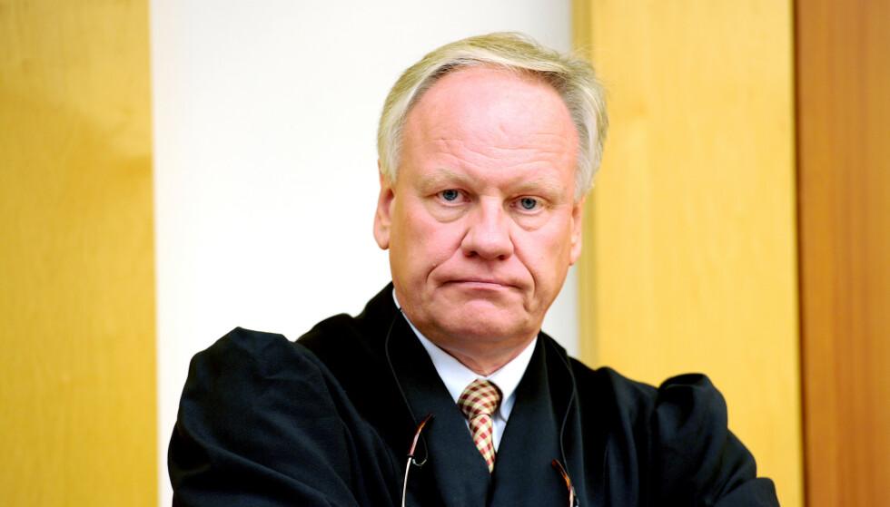 FORSVARER: Sigurd Klomsæt forsvarer Kopseng. I sommer begjærte han forvaringsdommen fra 2016 gjenopptatt. Foto: Vidar Ruud / ANB