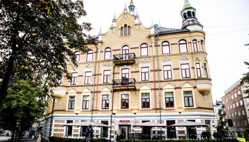 PÅ GIMLE: Bølgen og Mois nye restaurant ligger på Gimle.