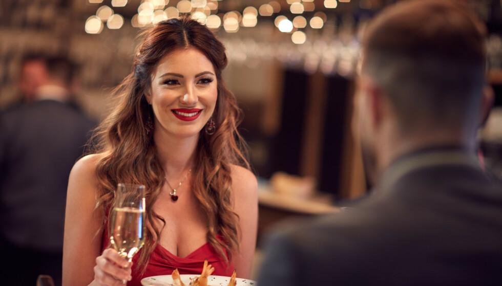 VANER: Vin på fredag, vin på lørdag, og problemet er at når jeg først begynner, så vil jeg ikke vil slutte, skriver Hallgeir Opedal. Foto: Illustrasjonsfoto