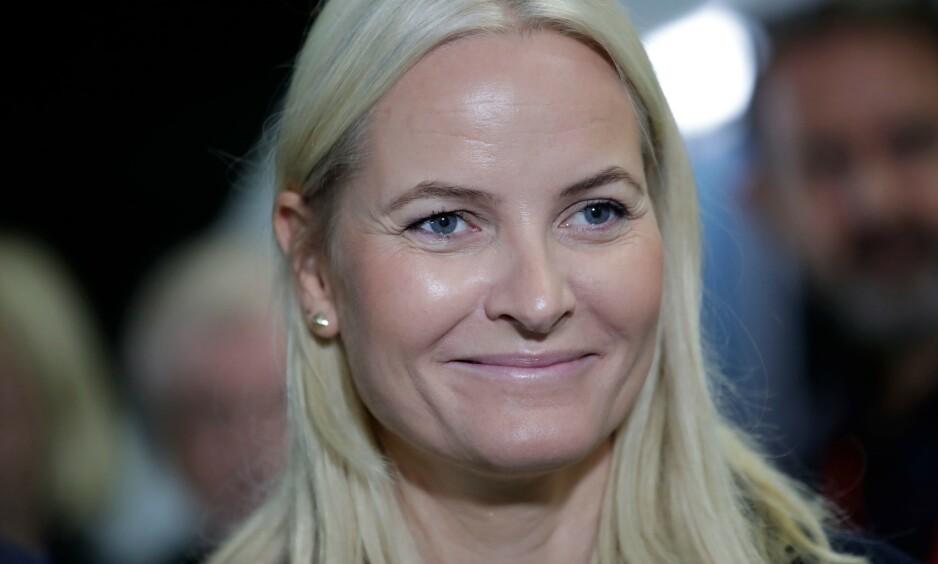 MER SLITEN : I et nytt intervju med NRK innrømmer kronprinsesse Mette-Marit at hun blir mye mer sliten enn før og at hun er nødt til å passe på mer enn tidligere som følge av den kroniske sykdommen. Foto: NTB Scanpix