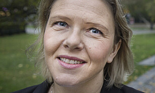 FOLKEHELSEMINISTER: Sylvi Listhaug (Frp).