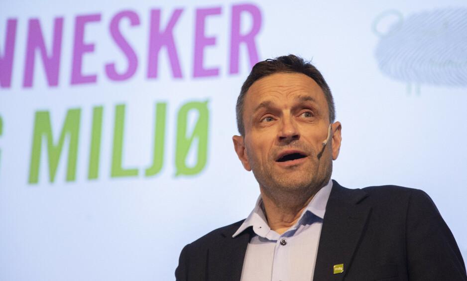 LIGGER ETTER: De norske utslippene av klimagasser ventes å ligge på 51 millioner tonn i 2020, tre til fem millioner tonn mer enn målet fra klimaforliket fra 2012, skriver Arild Hermstad, nasjonal talsperson for Miljøpartiet De Grønne. Foto: Ola Vatn / NTB Scanpix