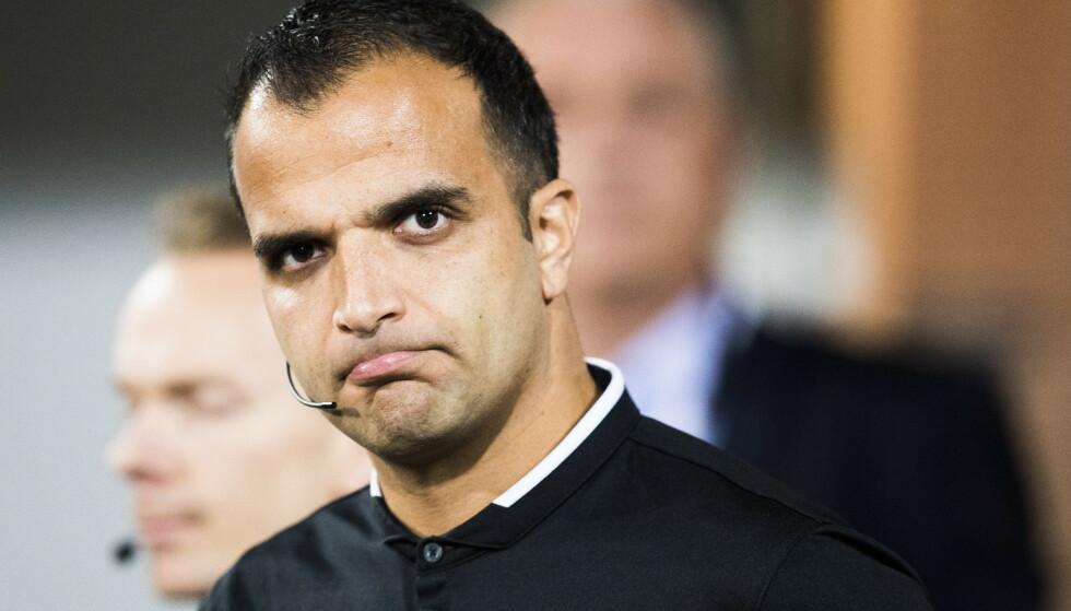 KRANGLER VIDERE: Svein-Erik Edvartsen ser ikke ut til å bli enig med fotballforbundet. Nå sier han det bærer mot stevning. Foto: NTB Scanpix