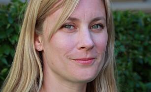 KLIMA-OG ENERGIRÅDGIVER: Ragnhild Elisabeth Waagaard.
