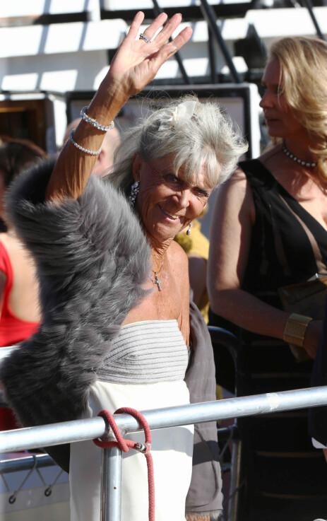 PARTYPRINSESSE: Birgitta av Sverige er kjent for sin nokså ukongelige livsstil, noe som medfører at mange lar seg fascinere av henne. Foto: NTB scanpix