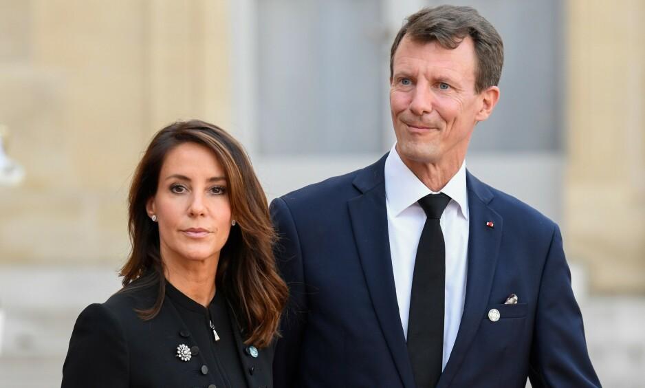 FÅTT NOK: Prinsesse Marie har fått nok av kritikken som har blitt rettet mot prins Joachim etter at det ble kjent at han og familien skulle flytte til Frankrike. Foto: NTB Scanpix