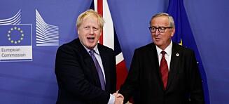 «Brexit» i nytt halmstrå