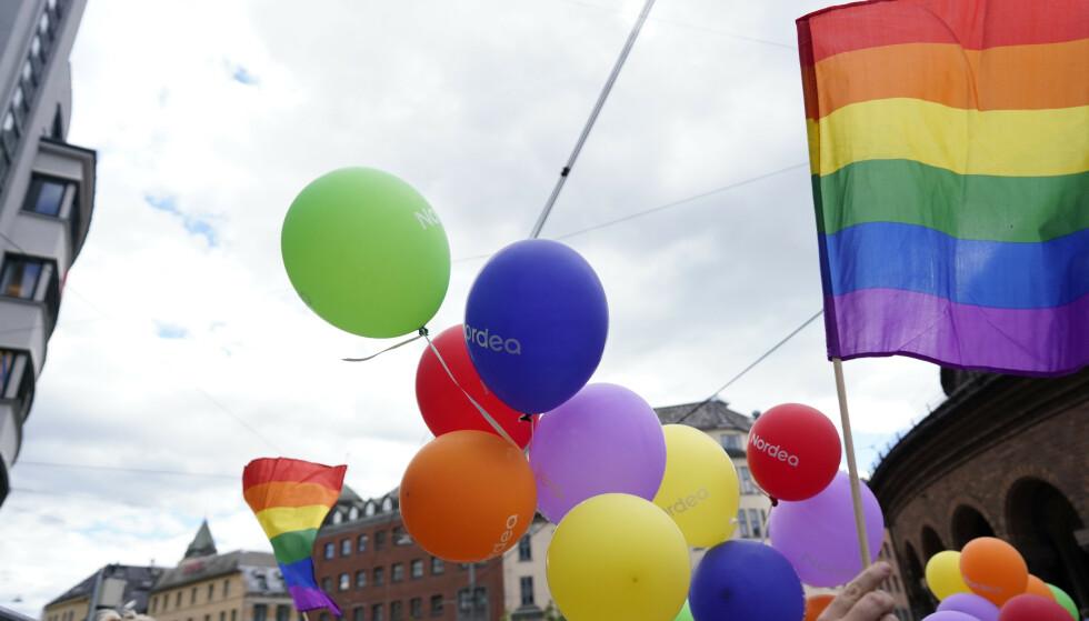 SIER OPP: De to ansatte ved NLA Høgskolen i Bergen har sagt opp i protest. Foto: Fredrik Hagen / NTB Scanpix