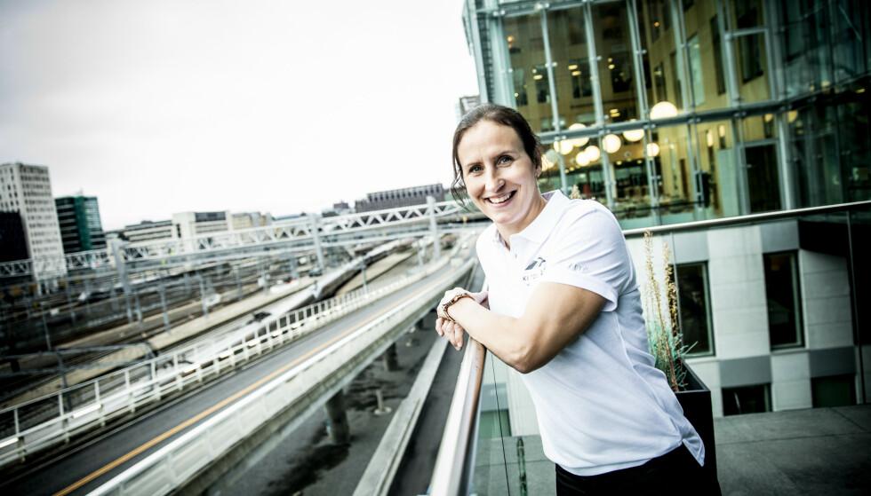 ALARM: Marit Bjørgen slår klimaalarm og frykter for langrennssportens framtid. Foto: Christian Roth Christensen / Dagbladet