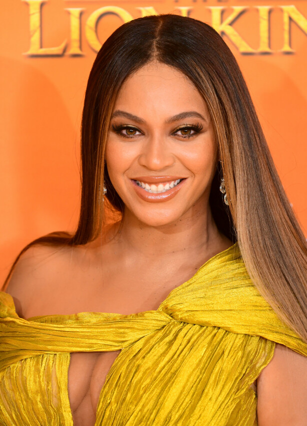 NUMMER TO: Tallene hevder at Beyoncé er verdens nest vakreste kvinne, med en poengsum på 92,44 prosent. Foto: NTB scanpix