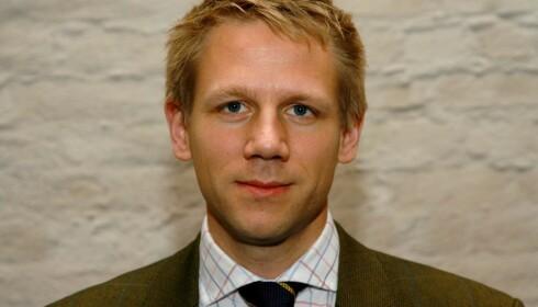BEKYMRET: Tørris Jæger, utenlandssjef i Norges Røde Kors. Foto: Røde Kors