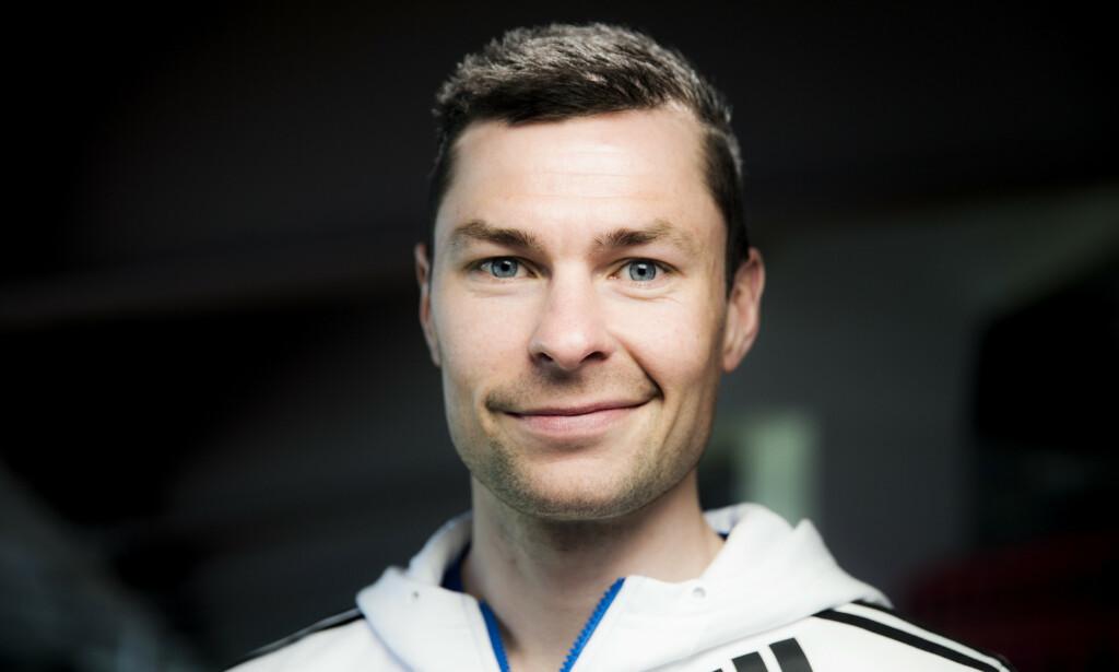 TILBAKE: Anders Jacobsen er tilbake i idrettsmanesjen. Foto: Cornelius Poppe / NTB scanpix