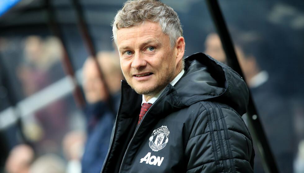 MÅ HANDLE: Manchester United-manager Ole Gunnar Solskjær trenger resultater og jakter samtidig nye spillere når overgangsvinduet åpner i januar. Foto: NTB Scanpix
