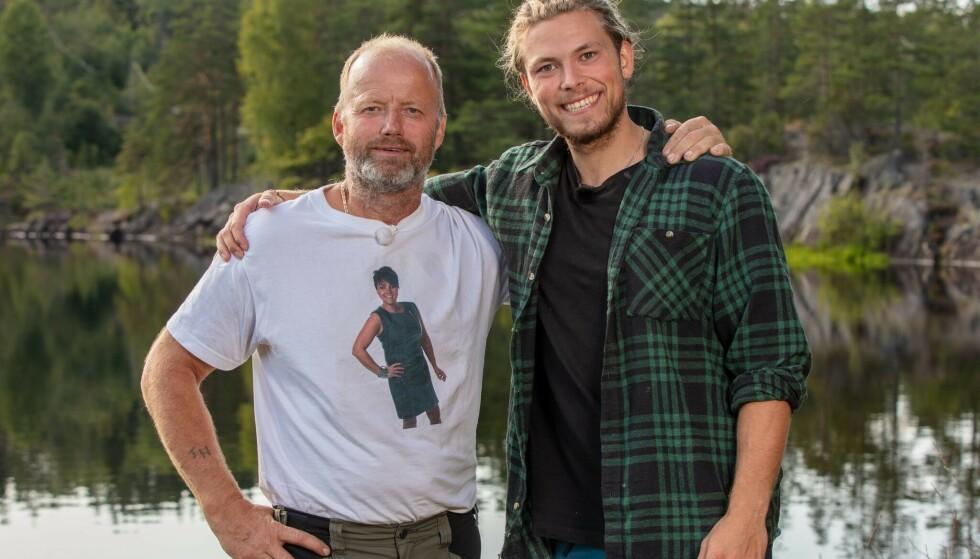 I KAMP: Terje Leer møtte søndag Erik Rotihaug til tvekamp. Foto: Alex Iversen / TV 2