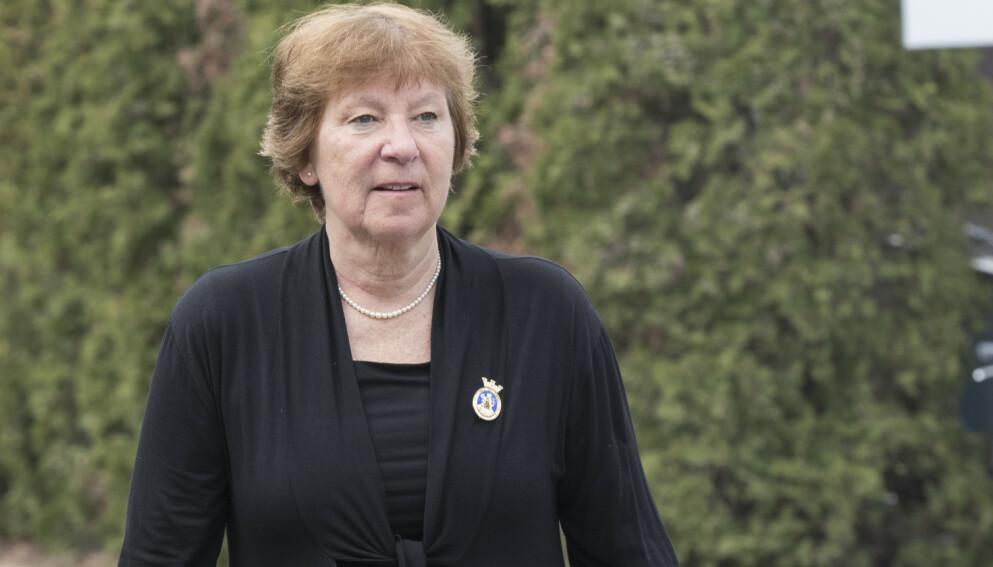 PREGET: Oslos ordfører Marianne Borgen (SV) sier dødsfallene i Hareid berører alle. Foto: Vidar Ruud / NTB