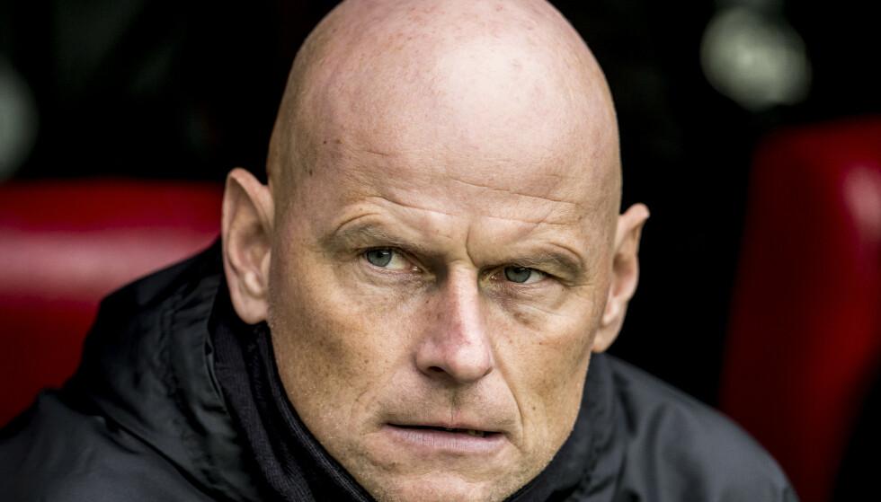SEIER: Ståle Solbakken og FCK slo Brøndby 2-1. Foto: Mads Claus Rasmussen / Scanpix Denmark / NTB scanpix