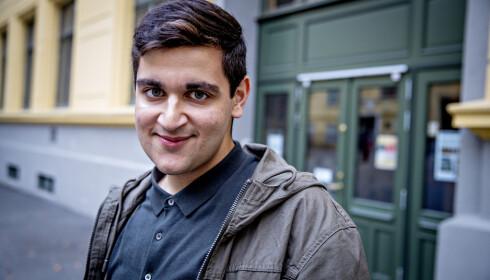 MDG-SEIER: Rauand Ismail, og MDG har fått gjennomslag for at skolematen i Oslo skal være kjøttfri. Foto: Bjørn Langsem / Dagbladet
