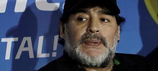 Maradonas regler vekker oppsikt